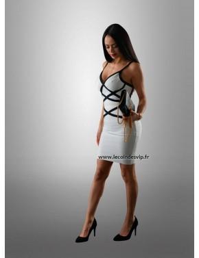 bandage dress Sonia